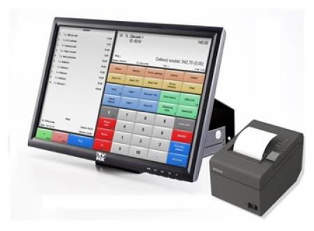Pokladní systém LYNX